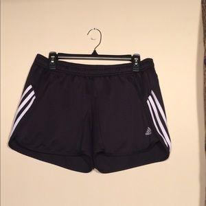 Adidas Large Black Shorts